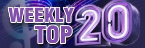 Weekly Top 20 Jhonlin Radio Batulicin
