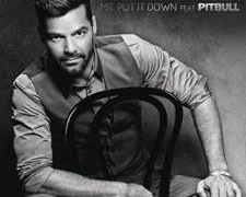 "NU HITS : RICKY MARTIN feat. PITBULL – ""MR. PUT IT DOWN"""