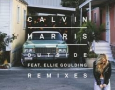 "NU HITS : CALVIN HARRIS feat. ELLIE GOULDING – ""OUTSIDE"" (HARDWELL REMIX)"
