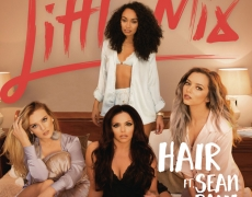 "Single Baru LITTLE MIX FEAT. SEAN PAUL – ""HAIR"""