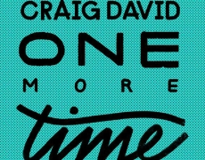 "Single Baru CRAIG DAVID – ""ONE MORE TIME"""
