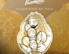 "Pusakata – ""KUMPUL FAMILI DAN TEMAN"""
